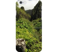 A Bridge To The Iao Needle iPhone Case/Skin