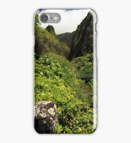 A Bridge To The Iao Needle iPhone Case/Skin