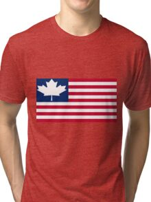 Americans be like... Tri-blend T-Shirt