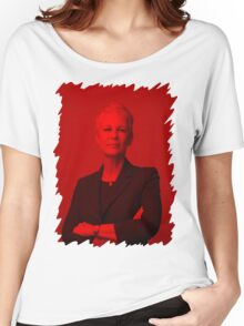 Jamie Lee Curtis - Celebrity Women's Relaxed Fit T-Shirt