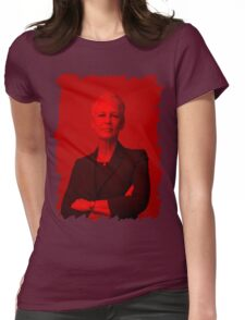 Jamie Lee Curtis - Celebrity Womens Fitted T-Shirt