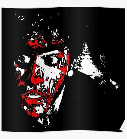 ASH - The Evil Dead Poster