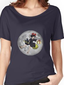 Kiki - Kiki's Delivery Service, (1989) Women's Relaxed Fit T-Shirt