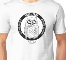 Northern Soul Owl up all night Unisex T-Shirt