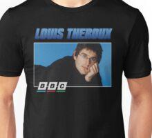 Louis Theroux 90s Blue Unisex T-Shirt