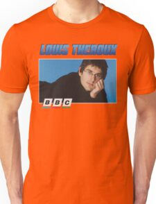 Louis Theroux 90s Blue Unisex T-Shirt