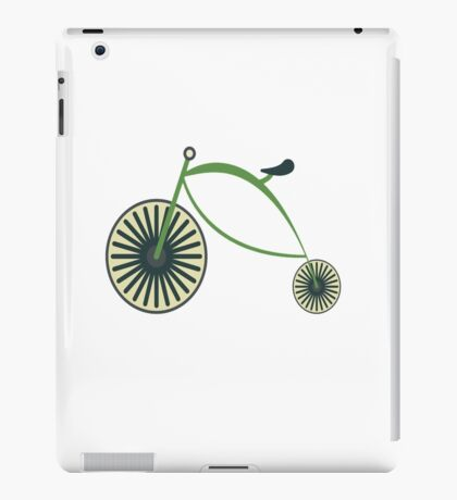 Funny Cycologist Cycling Cycle iPad Case/Skin
