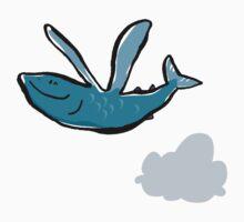flying fish Kids Tee