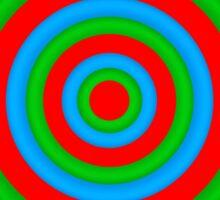 Color Circle Sticker