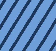Diagonal Patten Sticker