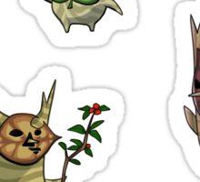 Legend of Zelda - Koroks Sticker