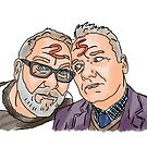 Vic and Bob by StevePaulMyers