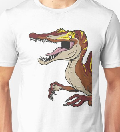 Spinosaurus - Paleobeasties 006a Unisex T-Shirt