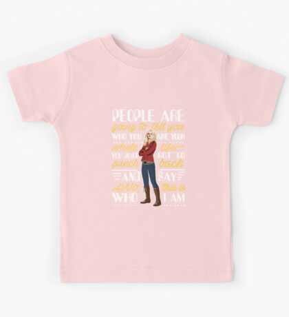 OUAT Motivation Quote. Oncer Quote. Kids Tee