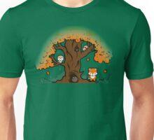 Autumn Friends Unisex T-Shirt