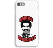 Old Great Success  iPhone Case/Skin