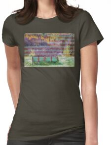 American Dreaming Womens Fitted T-Shirt