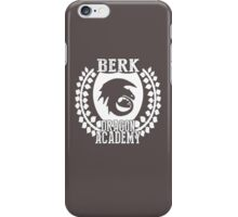Berk Dragon Academy Tee iPhone Case/Skin