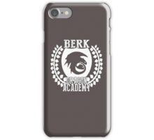 Berk Dragon Academy Tee iPhone Case/Skin