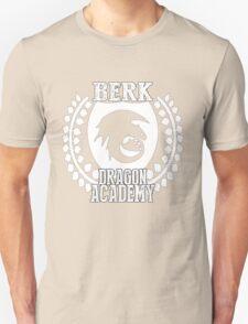 Berk Dragon Academy Tee Unisex T-Shirt