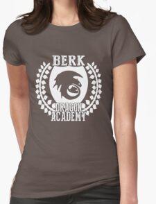 Berk Dragon Academy Tee Womens Fitted T-Shirt