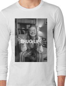 Throwback - Hillary Clinton Long Sleeve T-Shirt