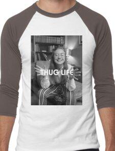 Throwback - Hillary Clinton Men's Baseball ¾ T-Shirt