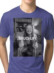 Throwback - Hillary Clinton Tri-blend T-Shirt