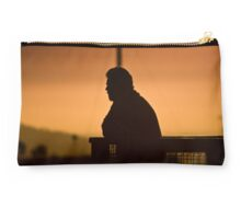 Sunset Contemplation Studio Pouch