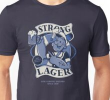 STRONG LAGER Unisex T-Shirt