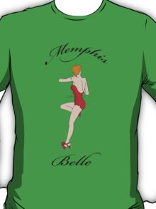 Memphis Belle...the beautiful Lady herself! T-Shirt