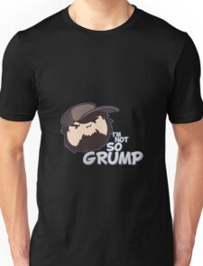 Jon Grump Not So Grump - Game Grumps Classic - Egoraptor Jontron Unisex T-Shirt