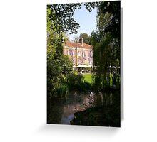Pashley Manor Gardens Greeting Card