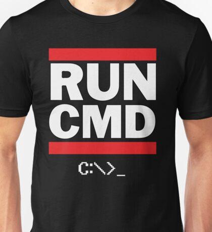 Run CMD - Run DMC Unisex T-Shirt