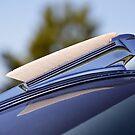 1939 Pontiac Sedan Hood Ornament by Catherine Sherman