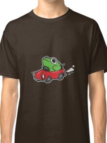 MOTHER 3 FROG IN A CAR - earthbound Classic T-Shirt