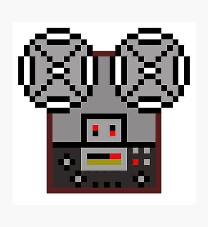 Reel-To-Reel Tape Recorder Photographic Print