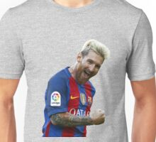 messi barcelona best picture Unisex T-Shirt