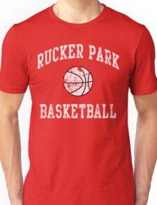 Rucker Park Basket Ball Unisex T-Shirt