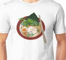 Soy Ramen Noodle Unisex T-Shirt