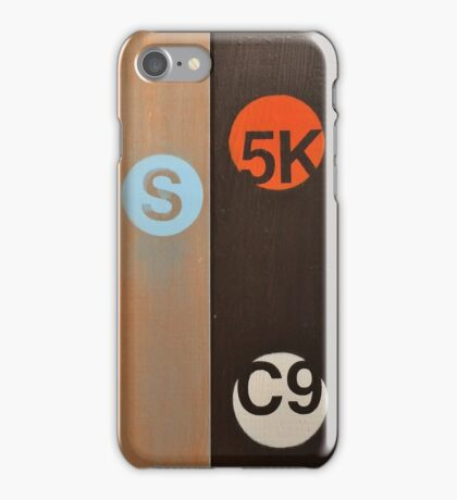 5K YA iPhone Case/Skin