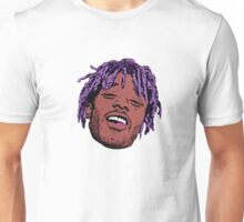 Lil Uzi Vert face Unisex T-Shirt