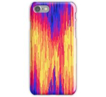 Surface distortion iPhone Case/Skin