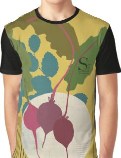 Beetroot Graphic T-Shirt