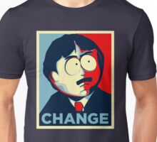 Randy Marsh for president Change Unisex T-Shirt