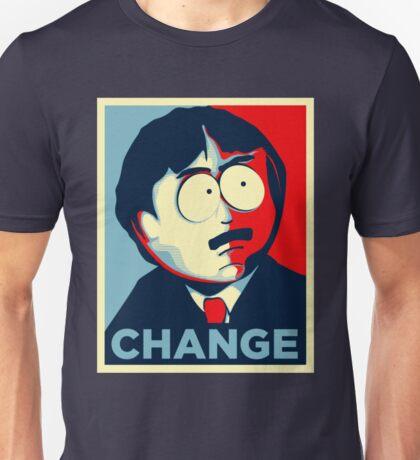 Randy Marsh for president Change Unisex T-Shirt