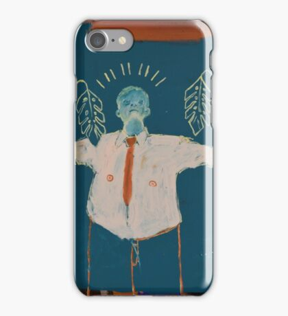 COME AT ME  iPhone Case/Skin