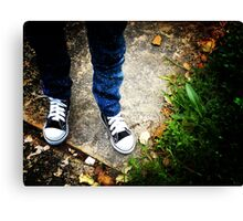 BJD lomography Canvas Print