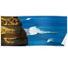 Great Ocean Road Surfers Poster