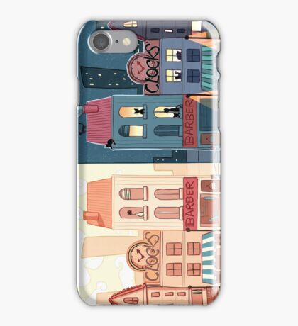 Urban Parallels iPhone Case/Skin